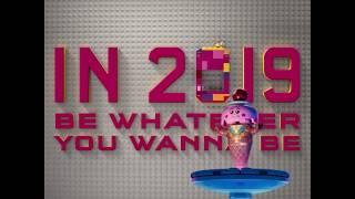 【樂高玩電影2】祝大家新年快樂!