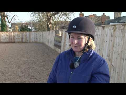 British Showjumping - Training for those returning to showjumping  Part 7