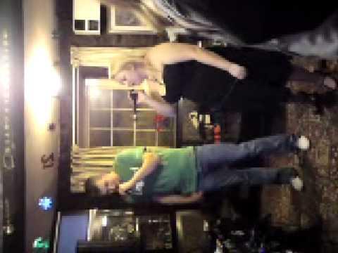 HF comms karaoke Rhayader
