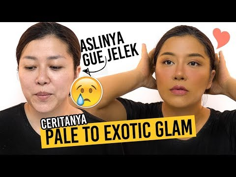 Extreme Golden Tan Transformation, Dari Jelek Jadi Mendingan! Cantik Eksotis