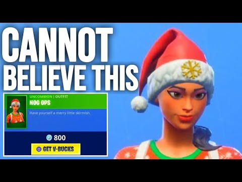 They did not just do that... Fortnite ITEM SHOP [December 8] | Kodak wK