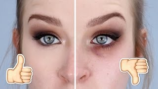 How To Cover Dark Circles + Highlight The Under Eye | STEPHANIE LANGE