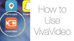 How to Use Viva video