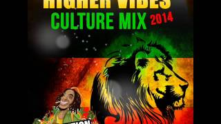 DJ Mention -Higher Vybes Culture Mix ) reggae december 2014