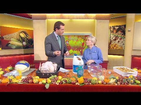 Thanksgiving Food Safety Tips