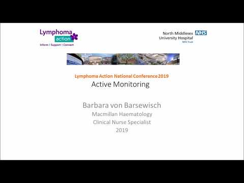 Lymphoma Action | National Conference 2019