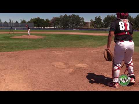 Austin Popoff — PEC - RHP - Eastmont HS(WA) -July 12, 2017