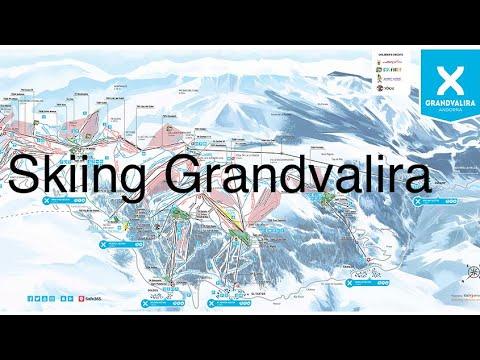 Skiing Andorra 2016