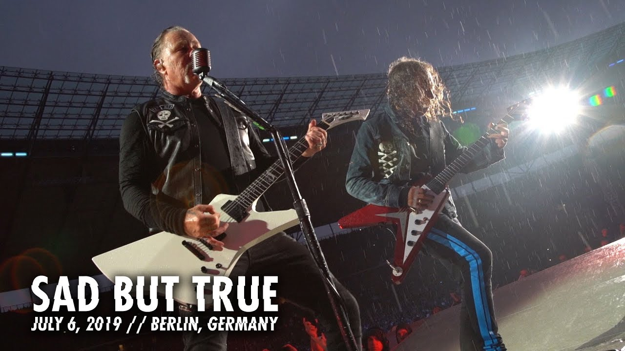 Metallica: Sad But True (Berlin, Germany — July 6, 2019)