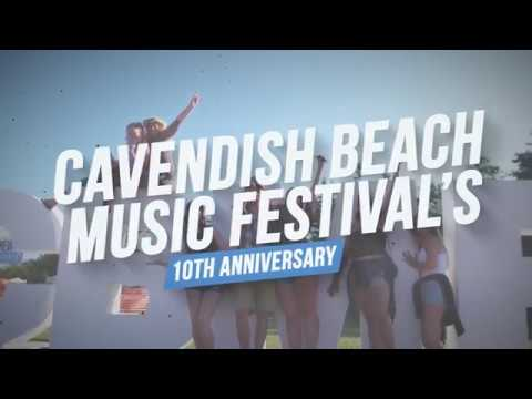 2018 Cavendish Beach Music Festival - Artist Announcement