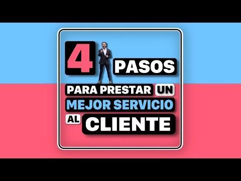 4 Pasos para un Mejor Servicio al Cliente