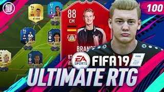 100! 100! 100! ULTIMATE RTG - #100 - FIFA 19 Ultimate Team thumbnail