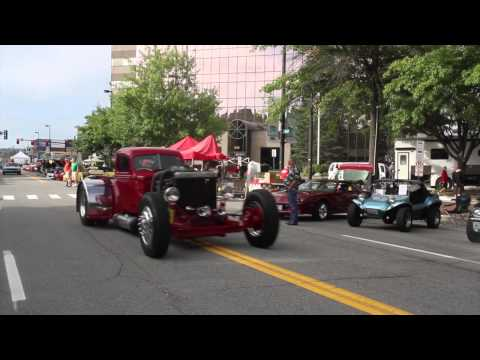 Quirk Cars NH - Cruising Downtown Car Show|Manchester, NH