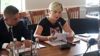 Sesja Rady Powiatu - absolutorium 27.06.2019