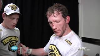 UFC on FX 4: Gray Maynard Backstage Interview