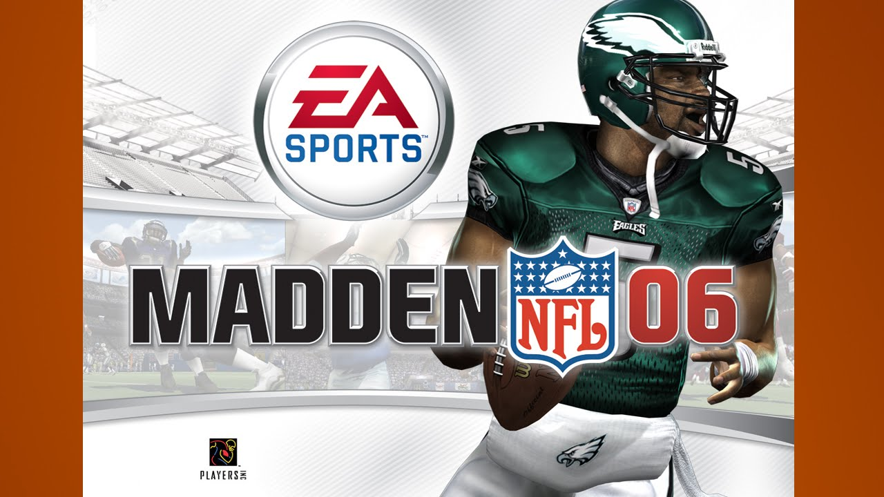 Madden 06 NFL Superstar Mode PS2 {1080p 60fps}  YouTube