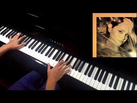 Norah Jones - Carry On (Piano Cover)