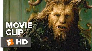 Beauty And The Beast Movie CLIP - Dinner Invitation (2017) - Dan Stevens Movie