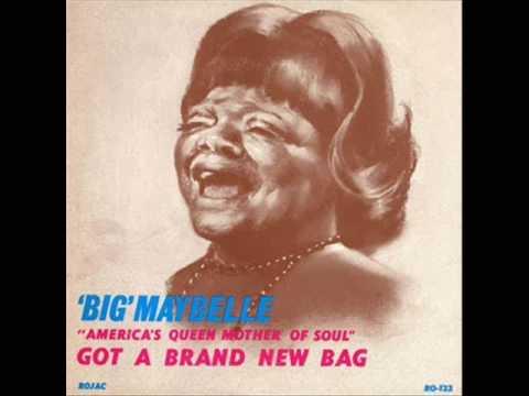 Big Maybelle   Black is Black