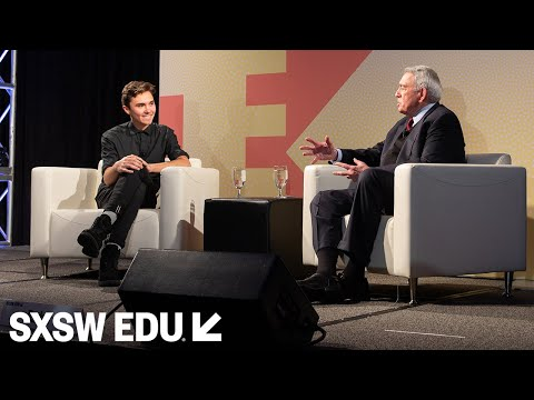 David Hogg & Dan Rather on Young People Win: Rethinking ...
