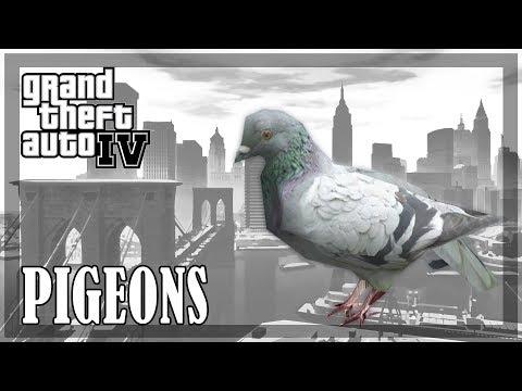 gta 4 pigeon reward