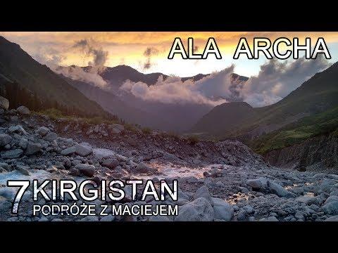 Kirgistan - Ala Archa (7/11)