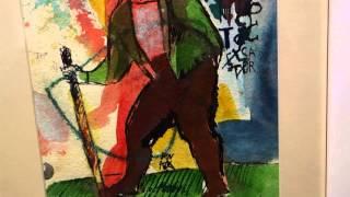 "Sandro Chia ""Sator Arepo"" at STEVEN HARVEY FINE ART PROJECTS"