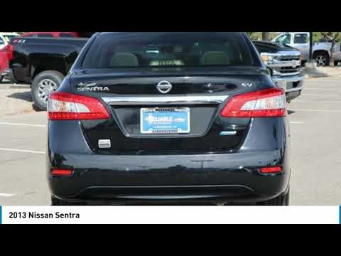 2013 Nissan Sentra Albuquerque New Mexico 2817852