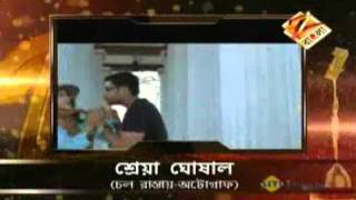 Zee Banglar Gourab Samman 2011 June 05 '11 Part - 19