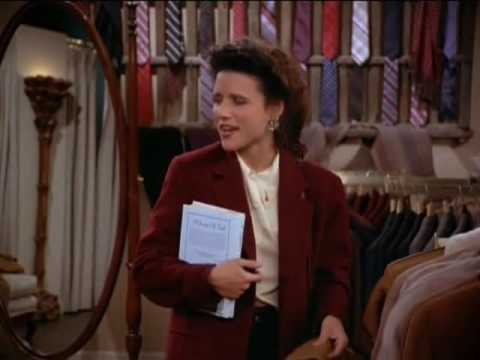 Seinfeld Extras   Season 2 The Ex Girlfriend, The Red Dot Deleted Scenes