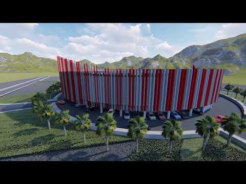 video-3d-animasi---konsep-desain-gedung-rektorat-unsulbar