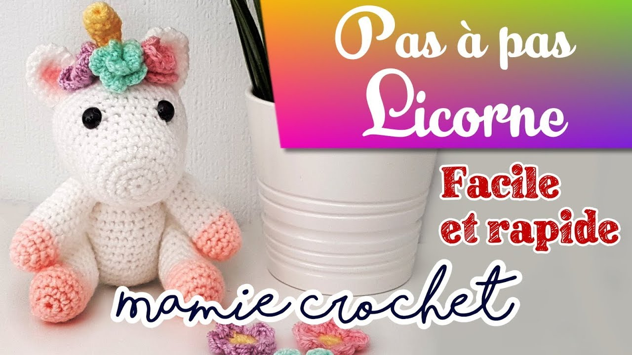 Tutoriel Lapin de printemps 🌸🐰 - Cat's Créa Crochet | 720x1280