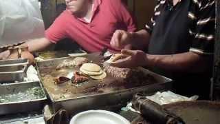 Comida callejera en México