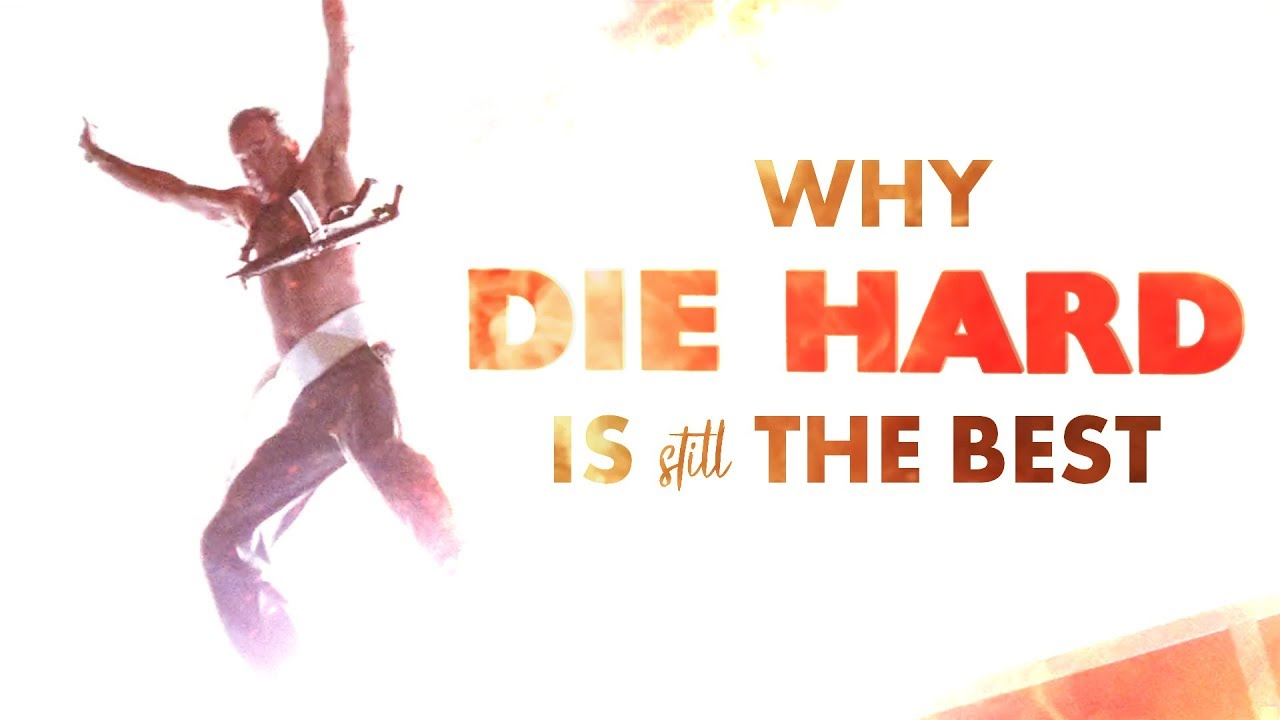 Why Die Hard is STILL the Greatest Christmas Movie of All Time - YouTube