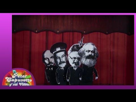 Peter Capusotto y sus videos debutó en TNT con un humor descarnado