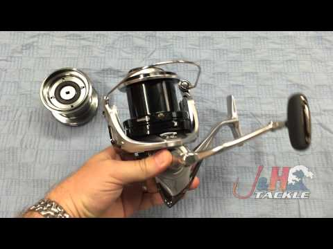 Shimano Aero Technium XS-C Surf Spinning Reels | J&H Tackle