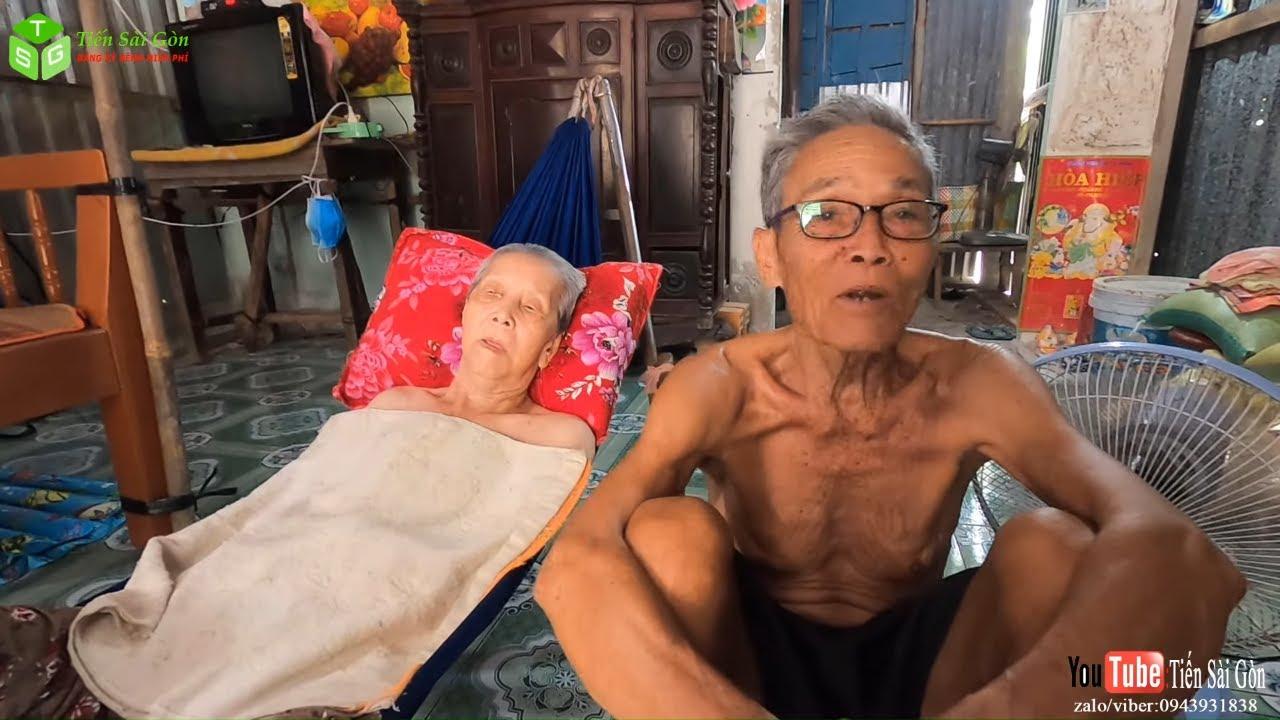 Ông Cụ 85 Tuổi Tủi Thân Khi Ở Tuổi Già Yếu Phải Chăm Vợ B ệnh Già Yếu Vì Con Cái Đi Làm Xa