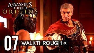 Assassin's Creed: Origins | Gameplay Walkthrough | Part 7 - Ambush At Sea / Blade of Goddess