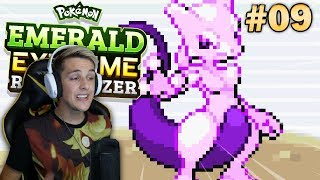 Pokemon Emerald Extreme Randomizer • MEWTWO IS BROKEN • #09