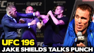 UFC 196: Jake Shields talks