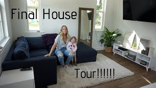 Tiny House Tour! 600 Sq Ft