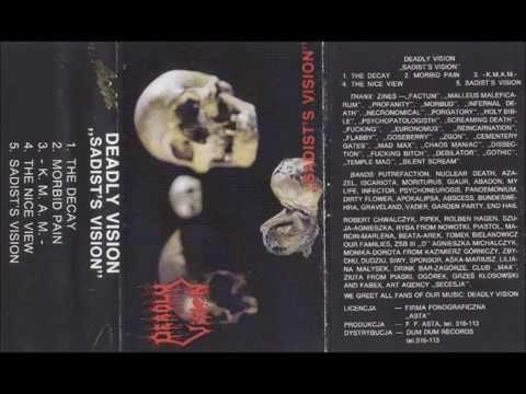 Deadly Vision - Sadist's Vision (Full Demo) 1994