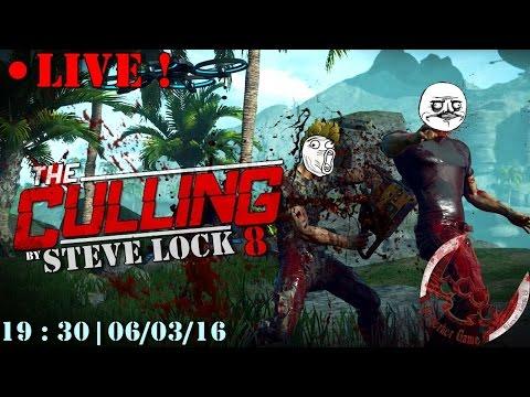 Live ! The Culling - จะไม่หยุดจนกว่าจะได้ที่ 1