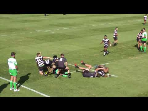 IRANZ 2018 High Performance Players vs. Hawkes Bay Academy