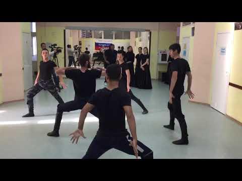 Репетиция Ансамбля Даймохк г. Томск