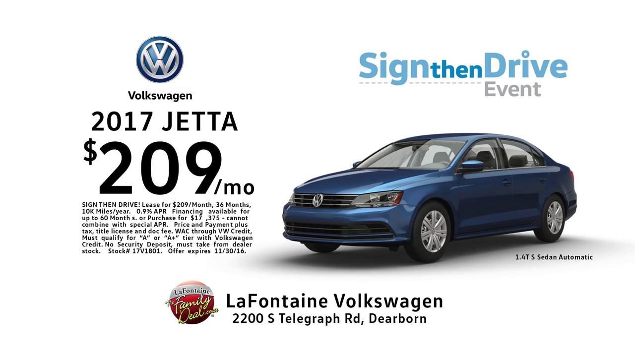 LaFontaine Volkswagen of Dearborn   FalaLaFontaine 2017 Volkswagen