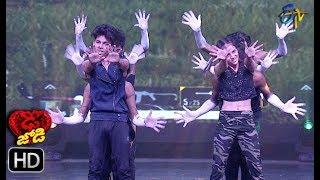PremSarkar and Garima Performance   Dhee Jodi   28th November 2018   ETV Telugu