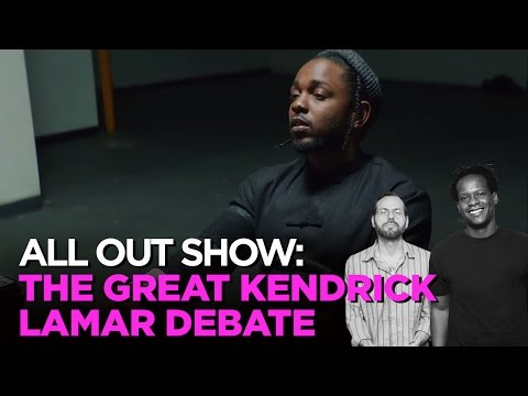 The Great Kendrick Lamar Debate