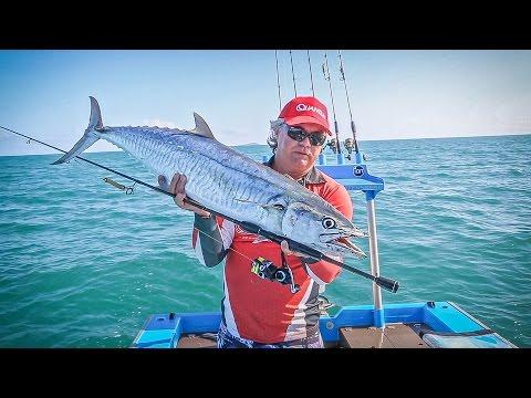 Fishing For Big Mackerel On Metals