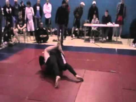 Scott Purnell BJJ - Spartan Grapple Challenege 2012